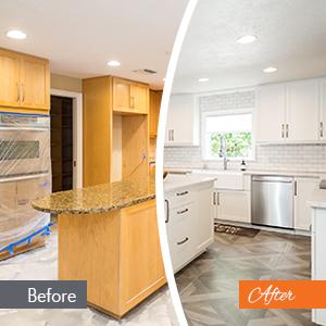 Kitchen Cabinet Refinishing Jacksonville, FL | N-Hance of ...