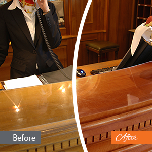 Commercial Services Before and After